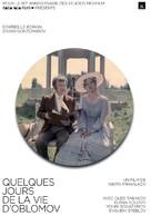 Neskolko dney iz zhizni I.I. Oblomova - French Re-release poster (xs thumbnail)