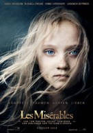 Les Misérables - Austrian Movie Poster (xs thumbnail)