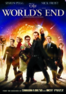 The World's End - Canadian DVD movie cover (xs thumbnail)