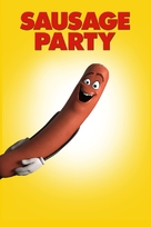 Sausage Party - Movie Cover (xs thumbnail)