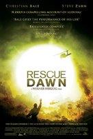 Rescue Dawn - Movie Poster (xs thumbnail)