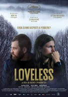 Nelyubov - Italian Movie Poster (xs thumbnail)