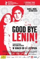 Good Bye Lenin! - Polish Movie Poster (xs thumbnail)