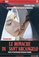 Le monache di Sant'Arcangelo - Italian DVD cover (xs thumbnail)