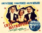 Café Metropole - British Movie Poster (xs thumbnail)