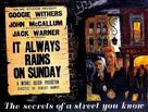 It Always Rains on Sunday - British Movie Poster (xs thumbnail)