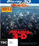Piranha - Australian DVD movie cover (xs thumbnail)