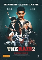 The Raid 2: Berandal - Australian Movie Poster (xs thumbnail)