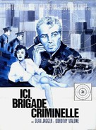 Private Hell 36 - French Movie Poster (xs thumbnail)