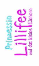 Prinzessin Lillifee und das kleine Einhorn - German Logo (xs thumbnail)