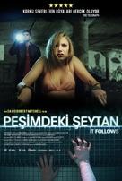 It Follows - Turkish Movie Poster (xs thumbnail)