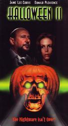 Halloween II - VHS cover (xs thumbnail)