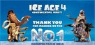 Ice Age: Continental Drift - Indian poster (xs thumbnail)