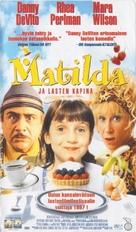 Matilda - Finnish Movie Cover (xs thumbnail)