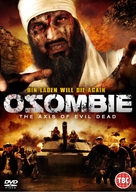 Osombie - British DVD cover (xs thumbnail)