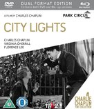 City Lights - British Movie Cover (xs thumbnail)