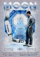 Moon - Norwegian Movie Poster (xs thumbnail)