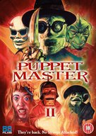 Puppet Master II - British Movie Cover (xs thumbnail)