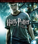 Harry Potter and the Order of the Phoenix - Blu-Ray cover (xs thumbnail)