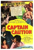 Captain Caution - Movie Poster (xs thumbnail)