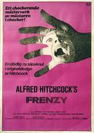 Frenzy - Swedish Movie Poster (xs thumbnail)