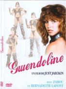 Gwendoline - French DVD movie cover (xs thumbnail)