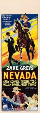 Nevada - Movie Poster (xs thumbnail)