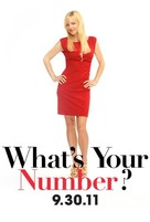 What's Your Number? - Movie Poster (xs thumbnail)