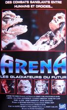 Arena - French Movie Cover (xs thumbnail)