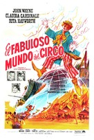 Circus World - Argentinian Movie Poster (xs thumbnail)