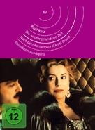 Temps retrouvé, d'après l'oeuvre de Marcel Proust, Le - German DVD cover (xs thumbnail)