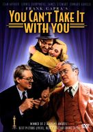 You Can't Take It with You - DVD movie cover (xs thumbnail)