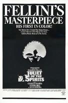 Giulietta degli spiriti - Movie Poster (xs thumbnail)
