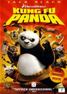 Kung Fu Panda - Norwegian Movie Cover (xs thumbnail)
