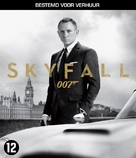 Skyfall - Dutch Blu-Ray movie cover (xs thumbnail)