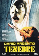 Tenebre - Austrian DVD movie cover (xs thumbnail)