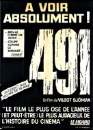 491 - French Movie Poster (xs thumbnail)