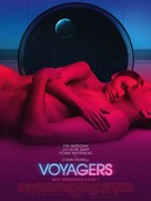 Voyagers - French Movie Poster (xs thumbnail)