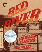 Red River - Blu-Ray cover (xs thumbnail)
