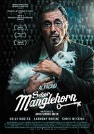Manglehorn - Spanish Movie Poster (xs thumbnail)