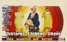 Some Like It Hot - Belgian Movie Poster (xs thumbnail)