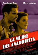 The Anarchist's Wife - Spanish Movie Poster (xs thumbnail)