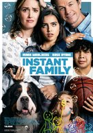 Instant Family - Finnish Movie Poster (xs thumbnail)