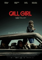 Call Girl - Swedish Movie Poster (xs thumbnail)