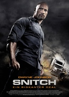 Snitch - German Movie Poster (xs thumbnail)