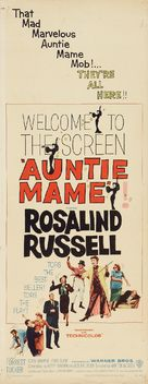 Auntie Mame - Movie Poster (xs thumbnail)