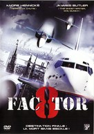 Faktor 8 - Der Tag ist gekommen - French Movie Cover (xs thumbnail)