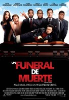 Death at a Funeral - Spanish Movie Poster (xs thumbnail)