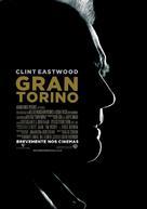 Gran Torino - Portuguese Movie Poster (xs thumbnail)