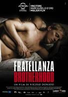 Broderskab - Italian Movie Poster (xs thumbnail)